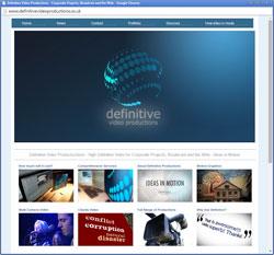 Website Design in Worthing Sussex