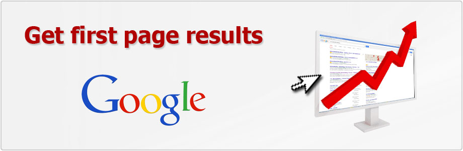 Getting you to the top on Google with great search engine results